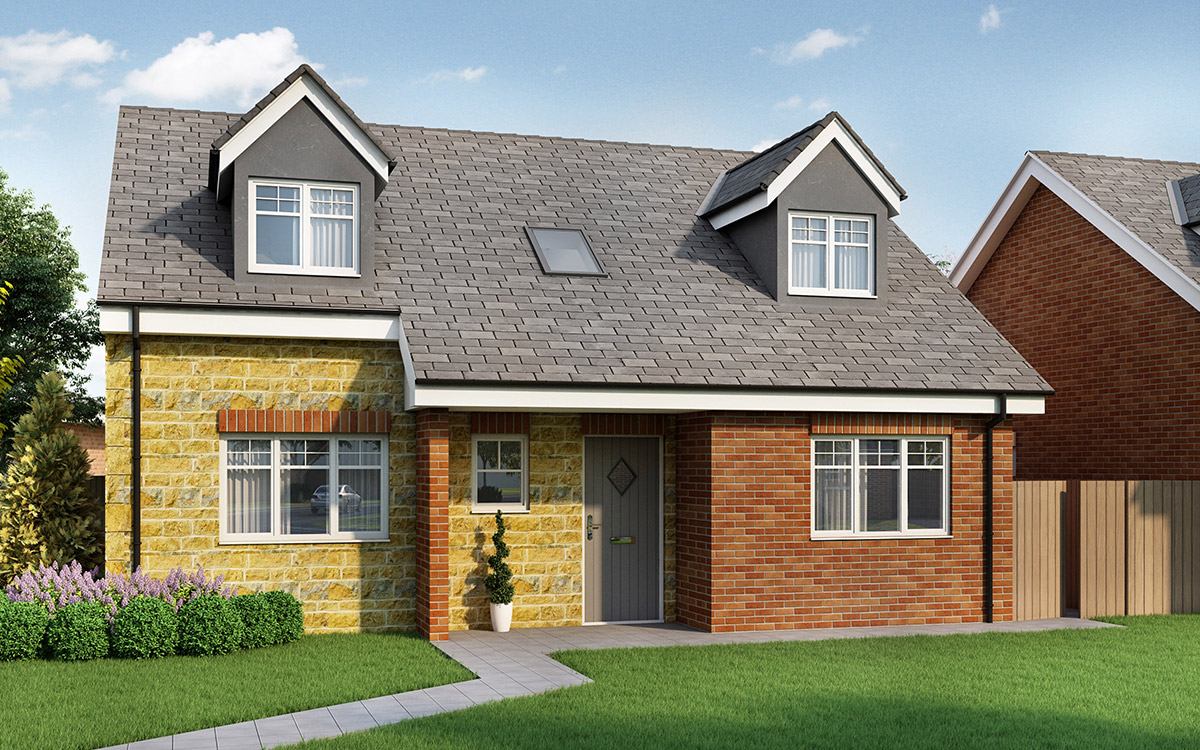 Meadow View, Stanion Plot 4