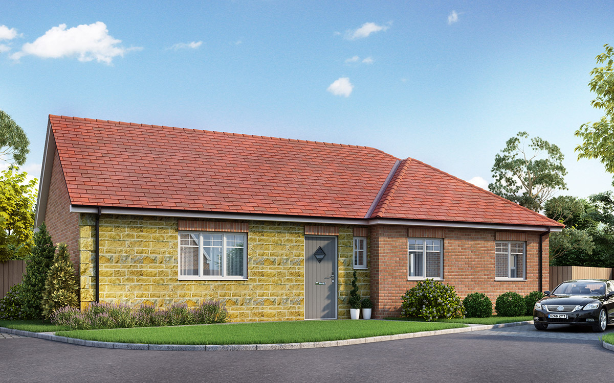 Meadow View, Stanion Plot 8