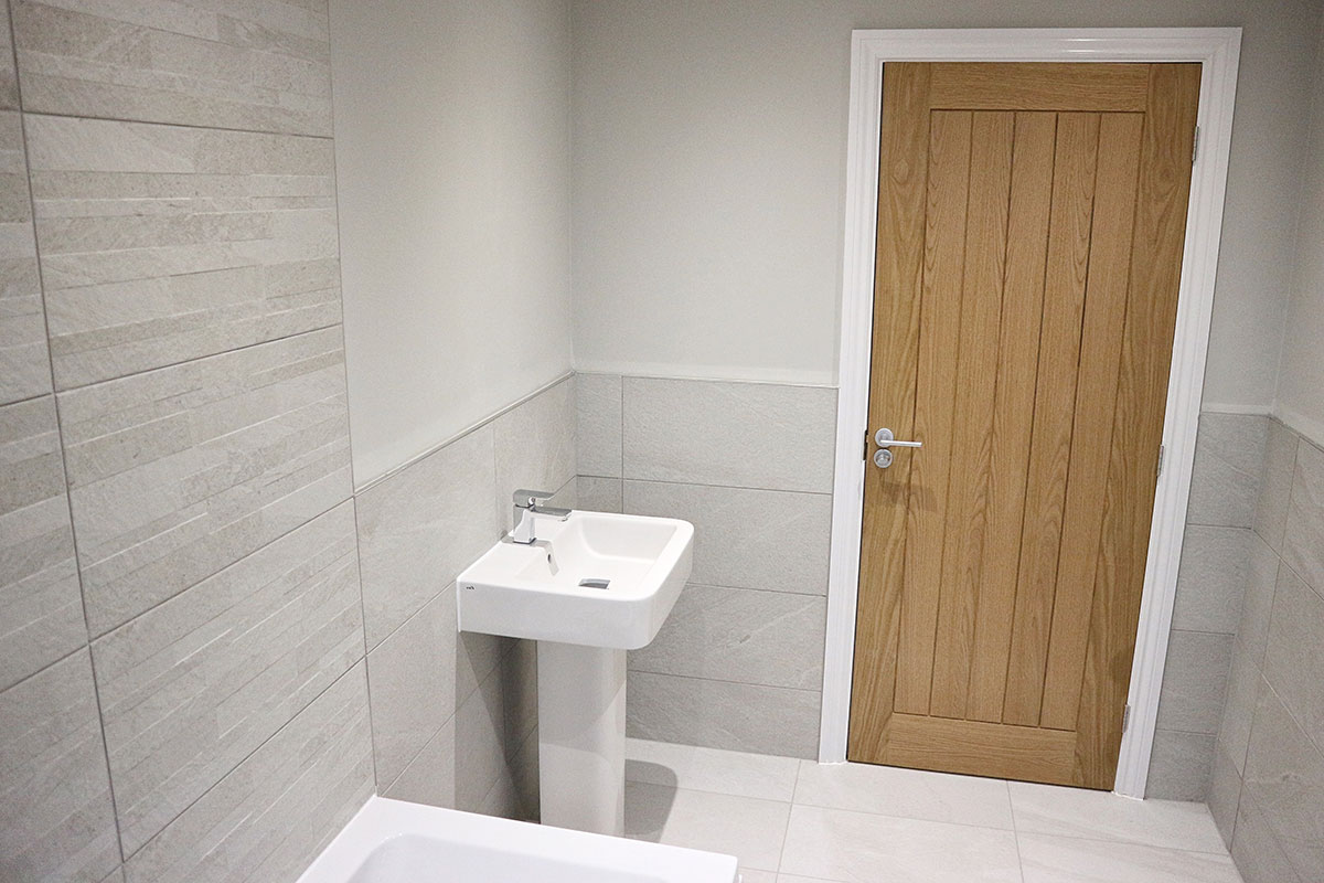 Mill Fields South Kilworth Plot 17 The Shrewsbury Bathroom