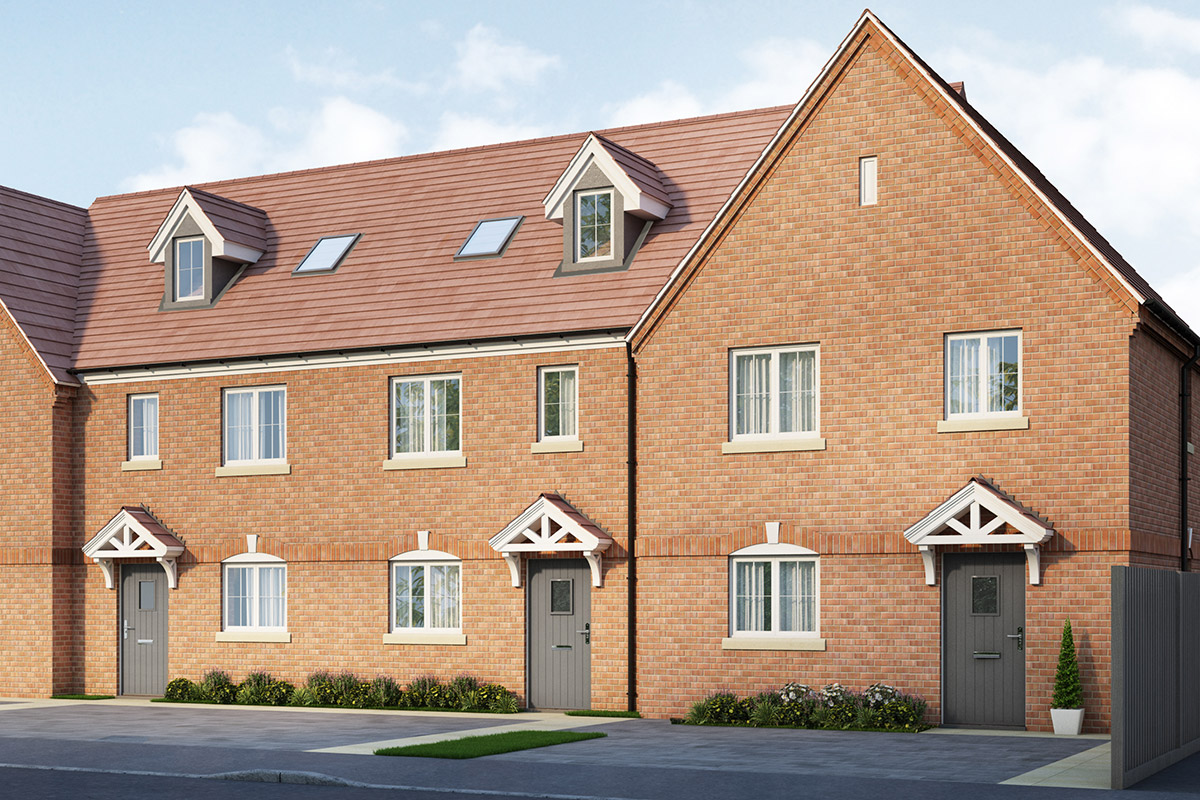 Thursby Gate, Abington - Plot 3