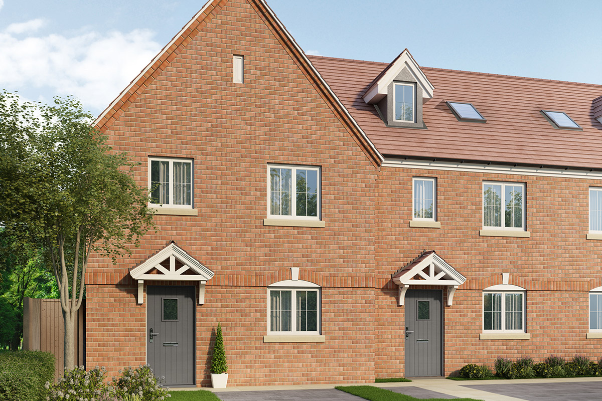 Thursby Gate, Abington - Plot 1