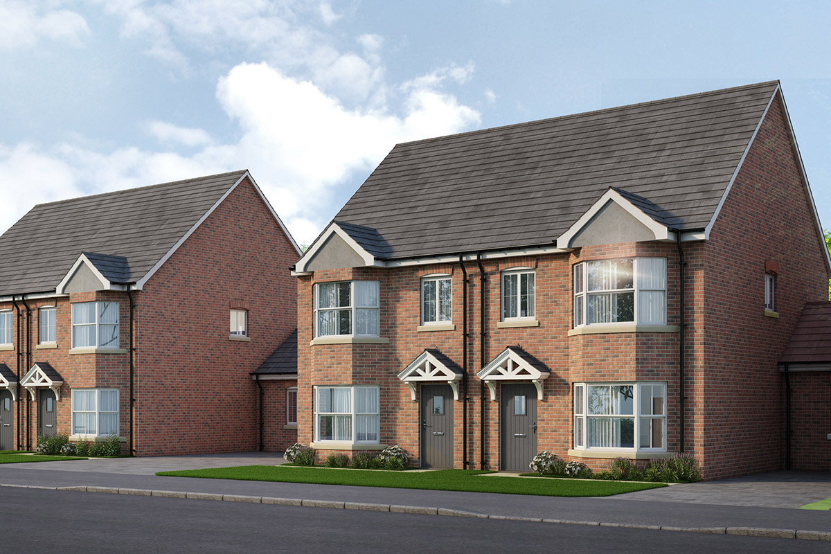 Thursby Gate, Abington - Plot 11