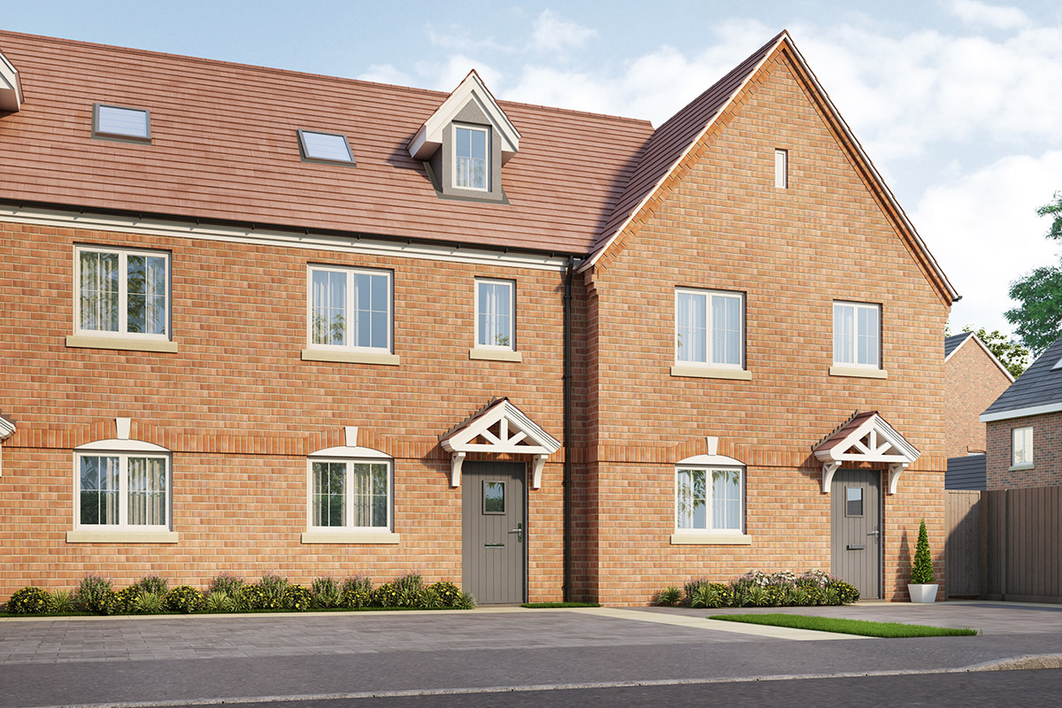 Thursby Gate, Abington - Plot 4