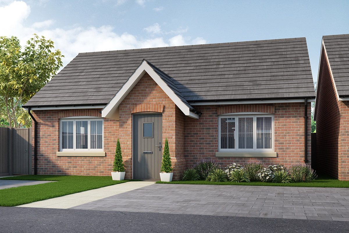 Thursby Gate, Abington - Plot 5