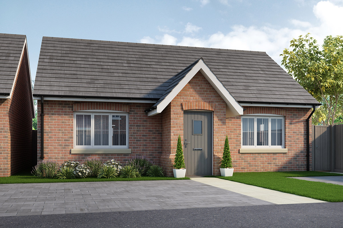 Thursby Gate, Abington - Plot 6