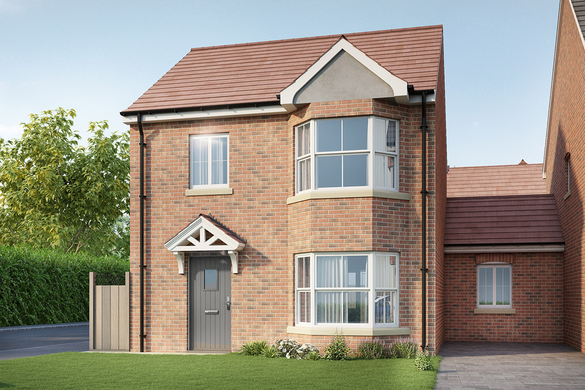 Thursby Gate, Abington - Plot 7